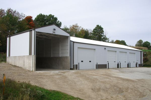 Salt Storage & Maintenance Building