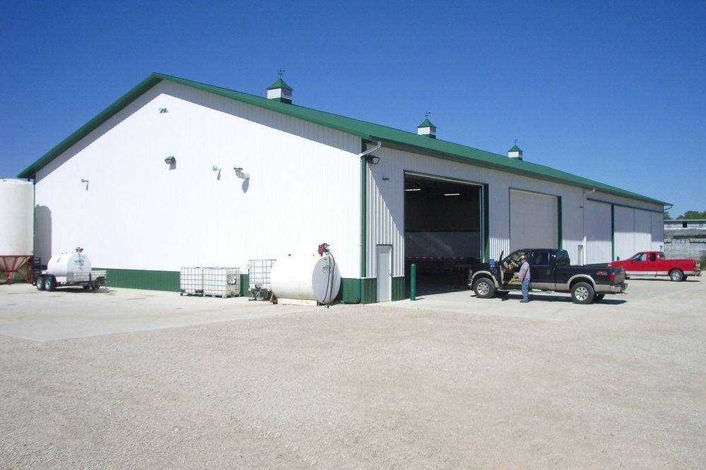 Blunier Builders Metal And Paint Options