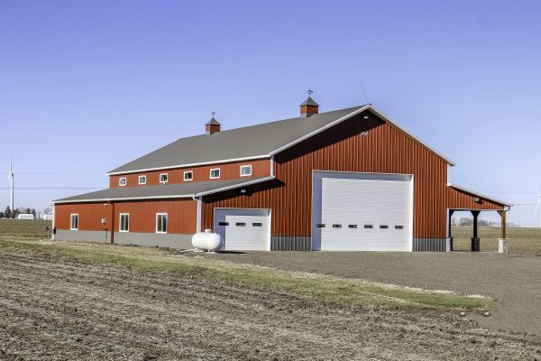 Building Types: Agricultural Construction   Blunier Builders
