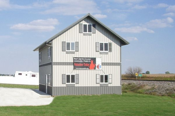 Fire Department Training Center